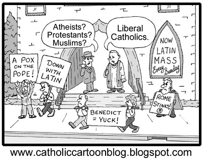 Are catholics liberal
