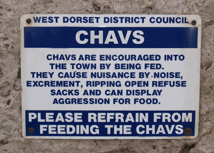 how to speak like a chav