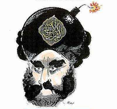 Violent Infidel Pedophile: Mohammed.
