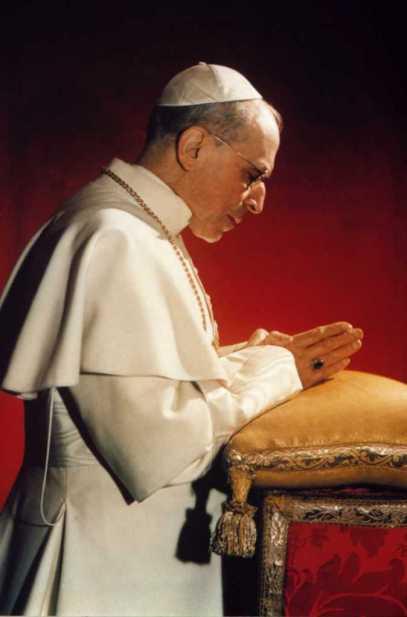 "Pius XII, ""Pastor Angelicus"""