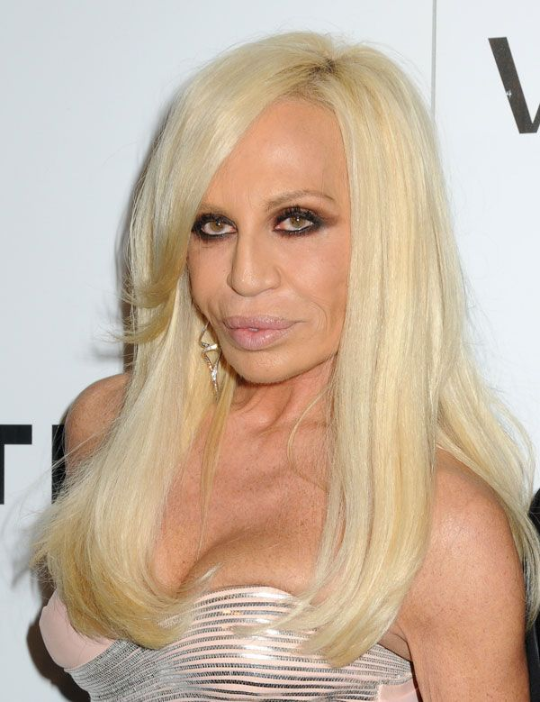 How Roe vs Wade is going to look in the next decades: Donatella Versace.