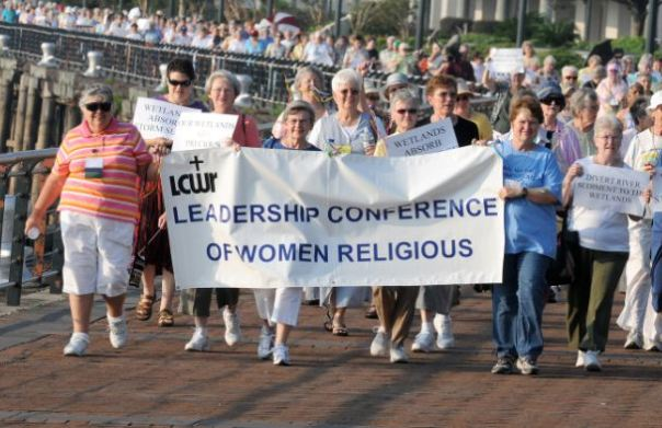 liberal nuns