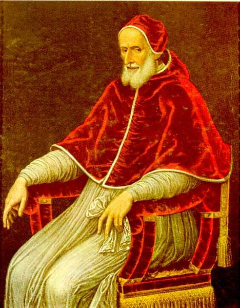 "Wouldn't care if he is called a ""hater"": Pope Saint Pius V."