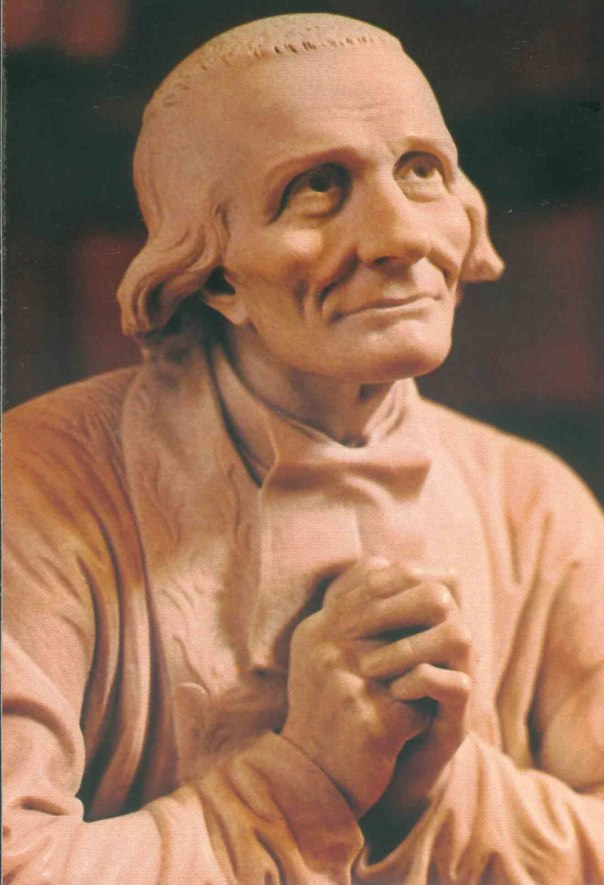 St John Vianney, pray for us!