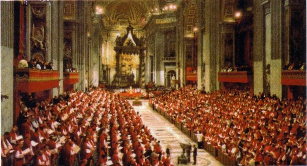 Nothing was left undamaged: Vatican II