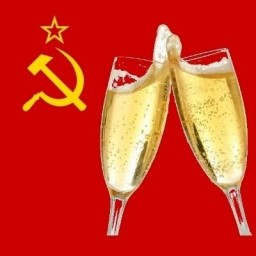 The Prosecco-Commies were slightly worried...