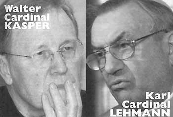 Cardinal_Kasper_Cardinal_Lehmann