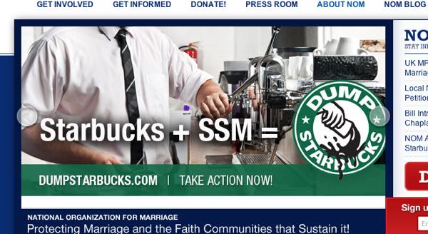 Dump Starbucks