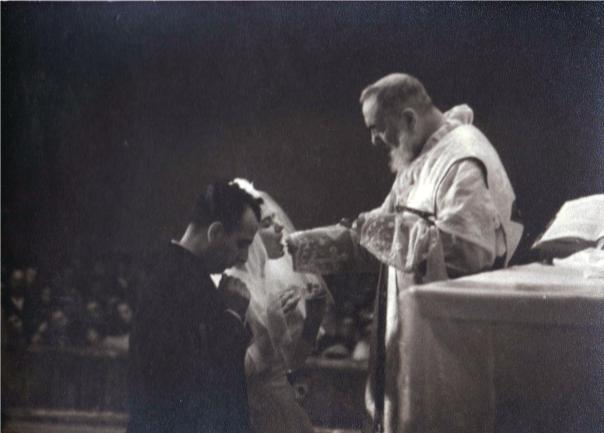 Poor Padre Pio had not been informed Protestants do such things better, without even believing in them.