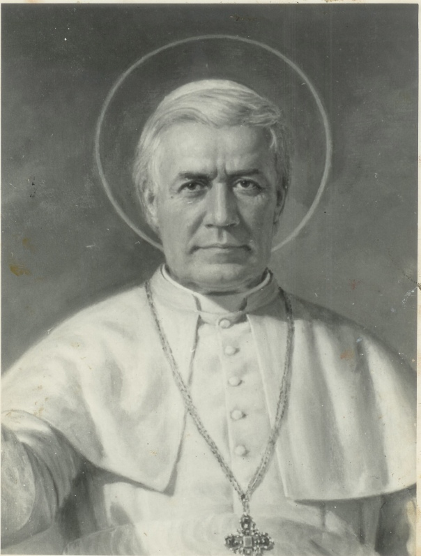 St Pius X, pray for us!