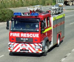 Devon Fire Brigade WA04DHE