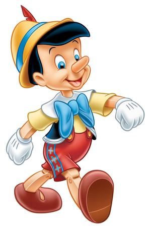 Pinocchio was preparing to conquer the world with his new Mass.
