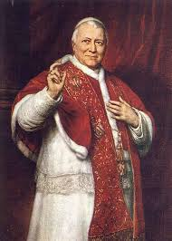 Pope Blessed Pius IX.