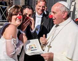 "Mundabor's ""Buffoon of the Year"" award goes to Pope Francis."