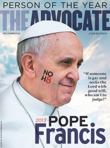 Pope Francis the advocate