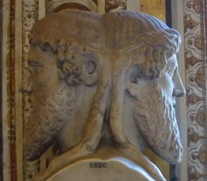 Janus, Vatican Museums.