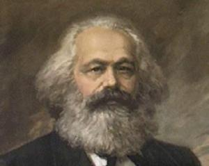 This Marx here never made it to Cardinal. He lived in pre-V II times, you see...