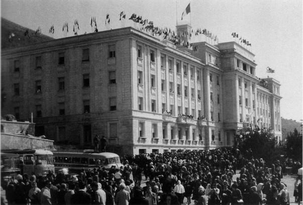 "5 May 1956: Inauguration of the ""Casa Sollievo della Sofferenza"", the hospital created by Padre Pio."
