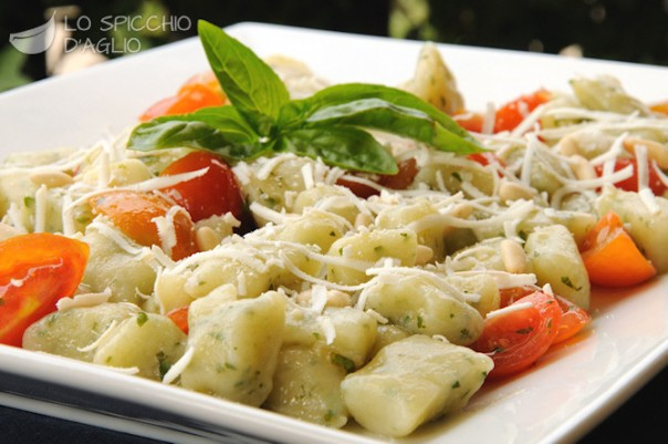I like Gnocchi...