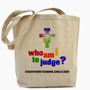 Fag Franciscans' bag.