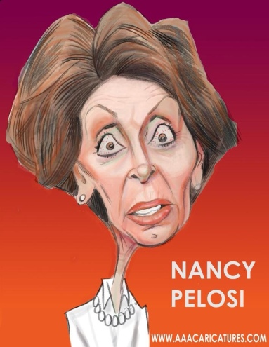 Image result for cartoon about there is a Mr pelosi out there