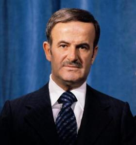 Hafez al-Assad.  We need people like him, and on the right side.