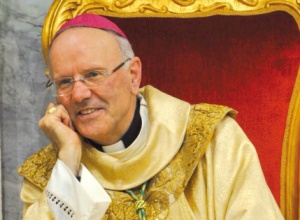 Cretin thinks he's cool: Bishop Galantino.