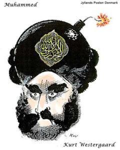 mohammed cartoon