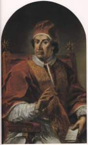 Pope Clemens XI