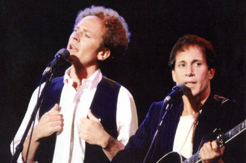 Simon & Garfunkel's numbers were dwarfed. The Vatican was extremely satisfied.