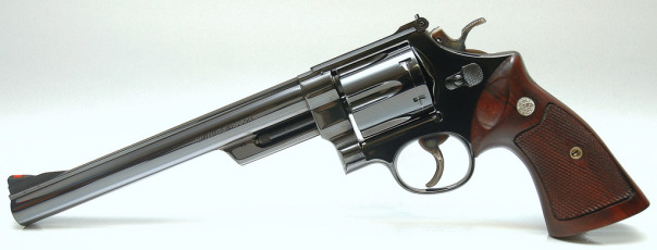 Barnhardt, the S&W Model 29 of Catholic blogging. Yes, it's a huge compliment.