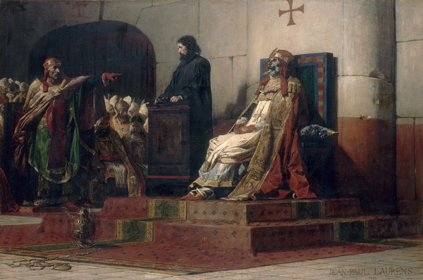 Cadaver Synod, January 897.