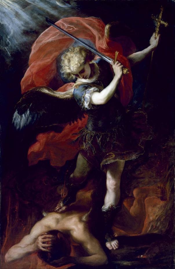 Claudio_Coello_-_Saint_Michael_the_Archangel_-_Google_Art_Project