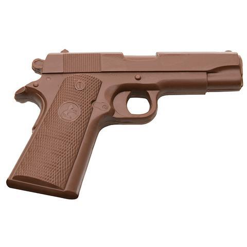 chocolate gun