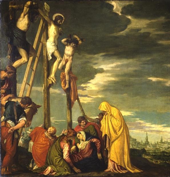 Veronese_Crucifixion_1580