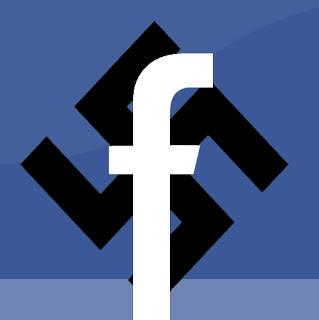 facebook racists