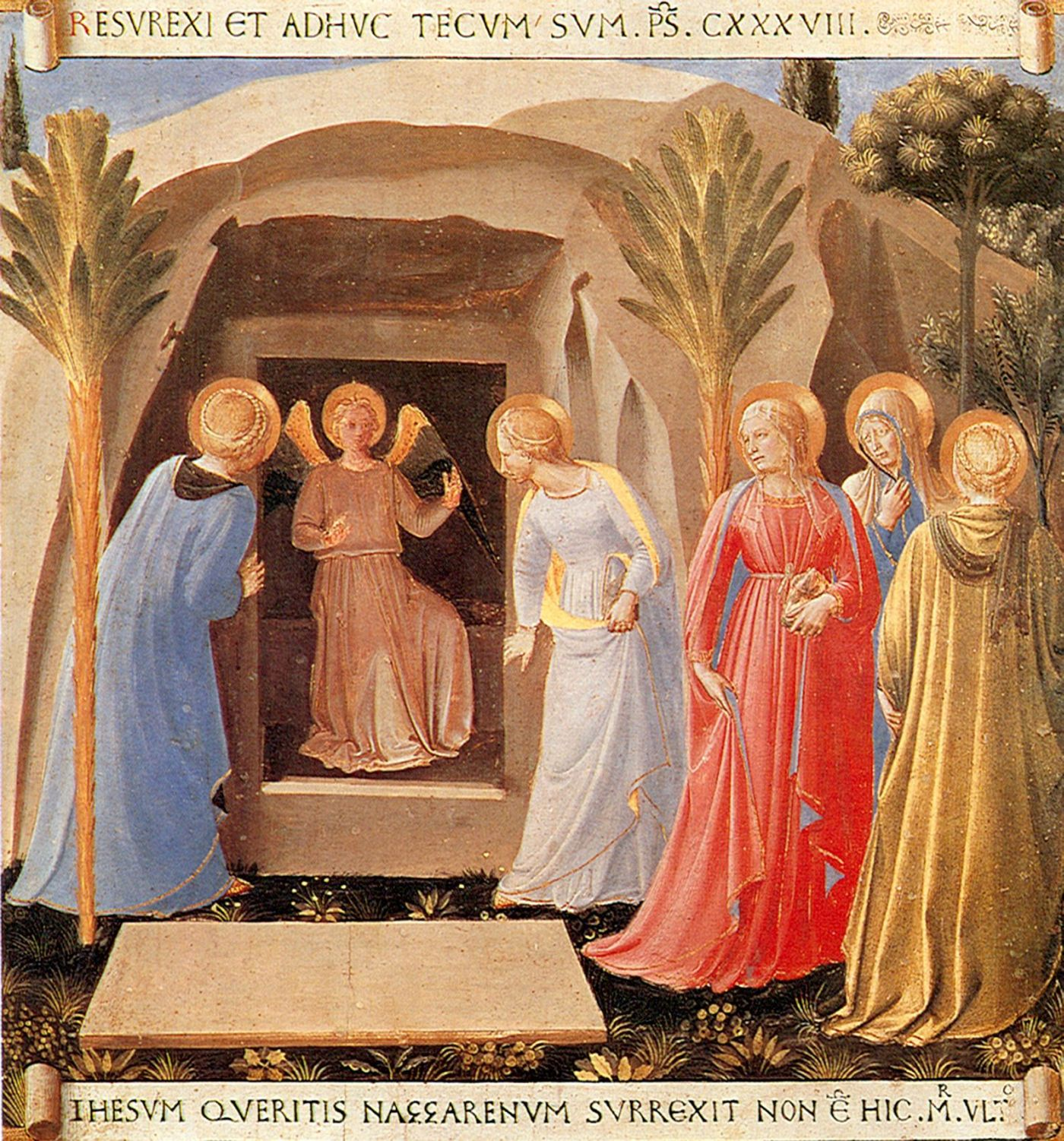 Resurrezione Beato Angelico