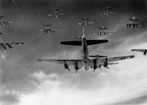 Bomber Formation