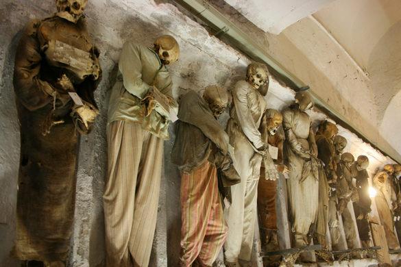 Capuchins Palermo