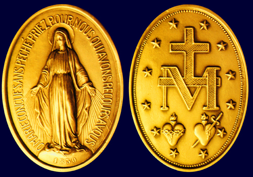 This image has an empty alt attribute; its file name is miraculous-medal-1.jpg